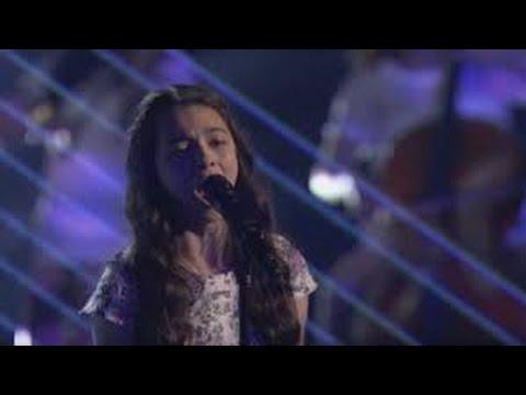 Laura Bretan - Child Opera Singer Hits SHOCKING Notes - Full Segment - Semifinals 1 - AGT 2016