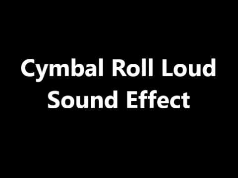 cymbal roll loud sound effect youtube. Black Bedroom Furniture Sets. Home Design Ideas
