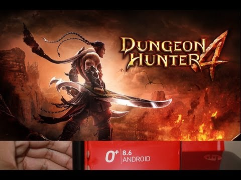 Dungeon Hunter 4 (DH4) Android Gameplay In O+ 8.6