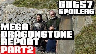 [Game of Thrones] Season 7 Mega Spoilers Part 2 | Jon & Daenerys | Melisandre