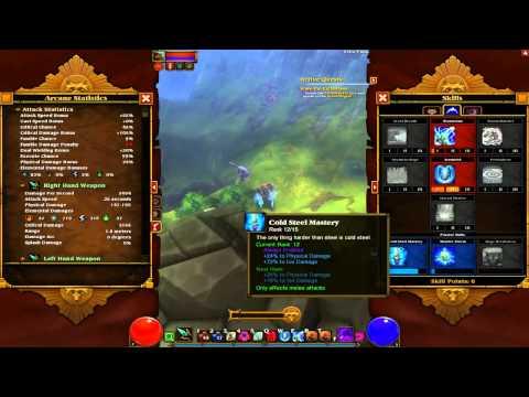 Torchlight 2: Berzerker