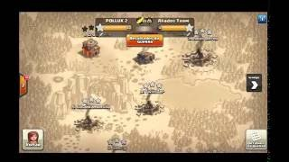Como dar PT em cv7 na guerra - Tutorias Clash of Clans