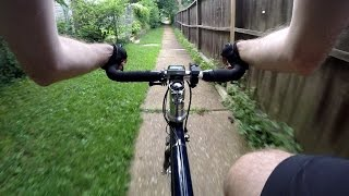 My Bicycle Accidents Commuting Home Bike Blogger