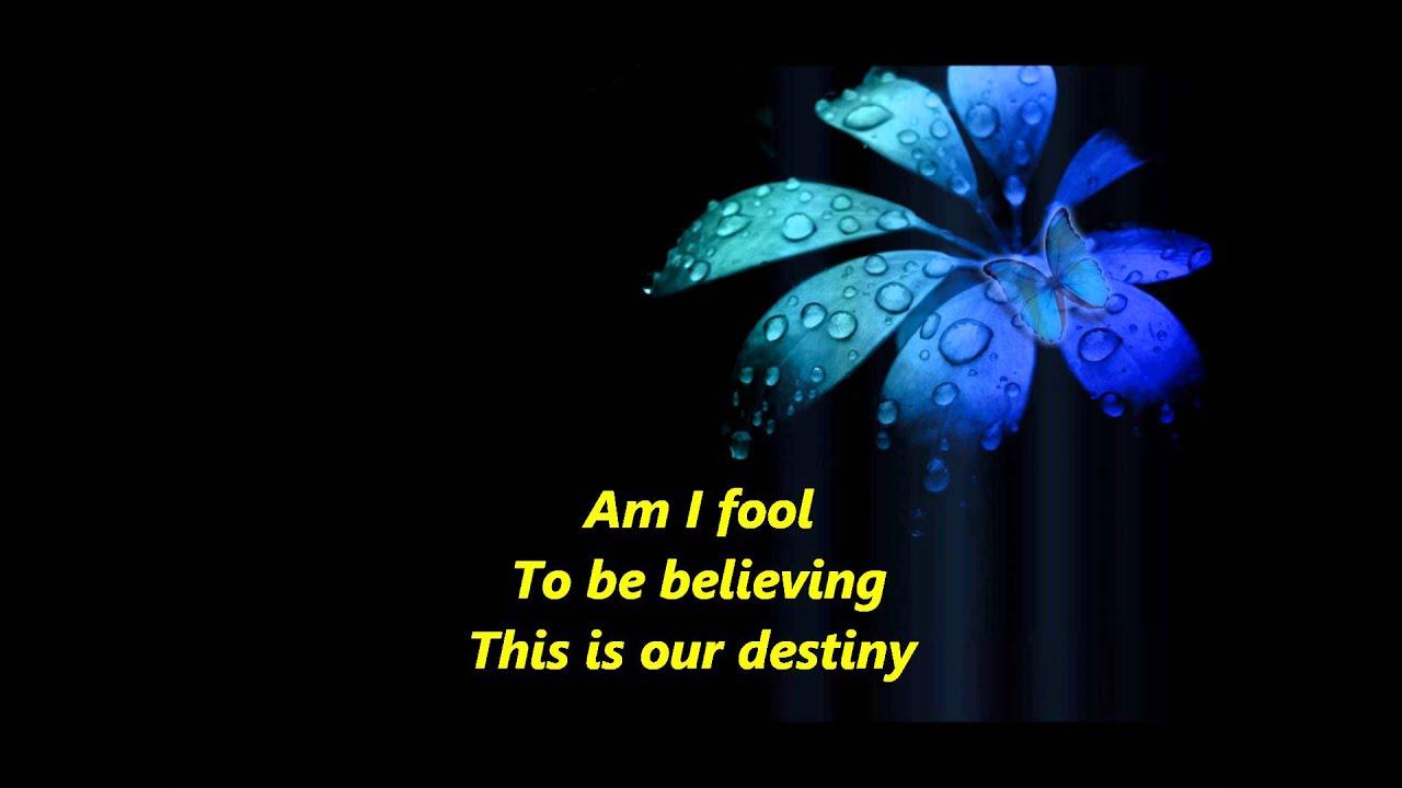 Thomas Anders feat Kamaliya - No Ordinary Love [Lyrics]