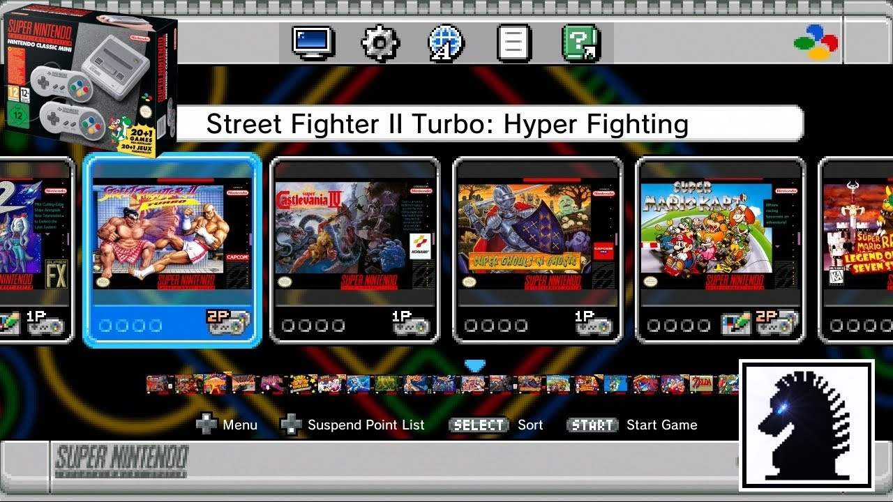 Snes Classic Mini 11 Street Fighter Ii Turbo Hyper Fighting Youtube