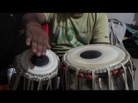 Dhir Dhir /Dhire Dhire syllable in tabla -Lesson -Part 1