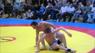 Danish Championship 2011 Free fight Grappling