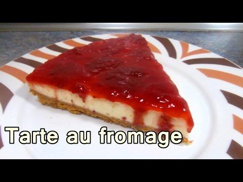tarte-au-fromage---dessert-recette-de-cuisine-facile-et-rapide