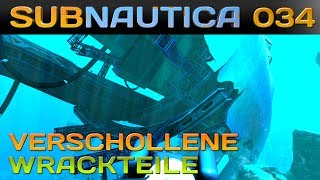 🌊 SUBNAUTICA [034] [Suche nach verschollenen Wracks] Let's Play Gameplay Deutsch German thumbnail