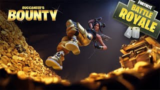 FORTNITE completing the NEW CHALLENGES OF THE BUCANERO BOTIN.