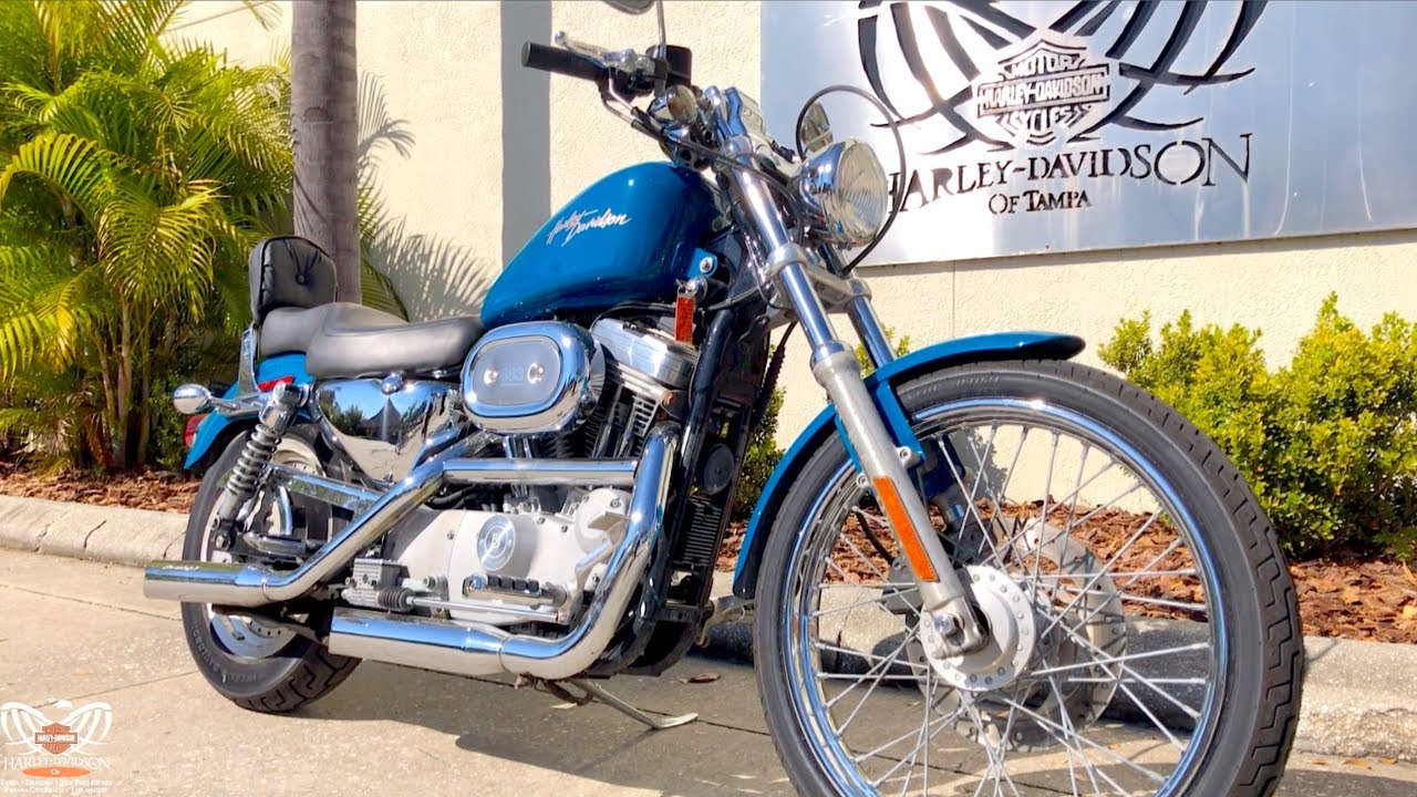 used harley davidson 883 sportster screamin eagle exhaust for sale tampa