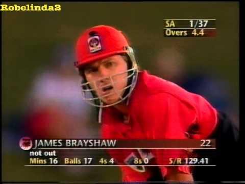 James Brayshaw better commentator or batsman?
