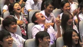 เมื่อเเฮียโน๊ต มาพบกับนักศึกษาเป็นยังไงไปดู!