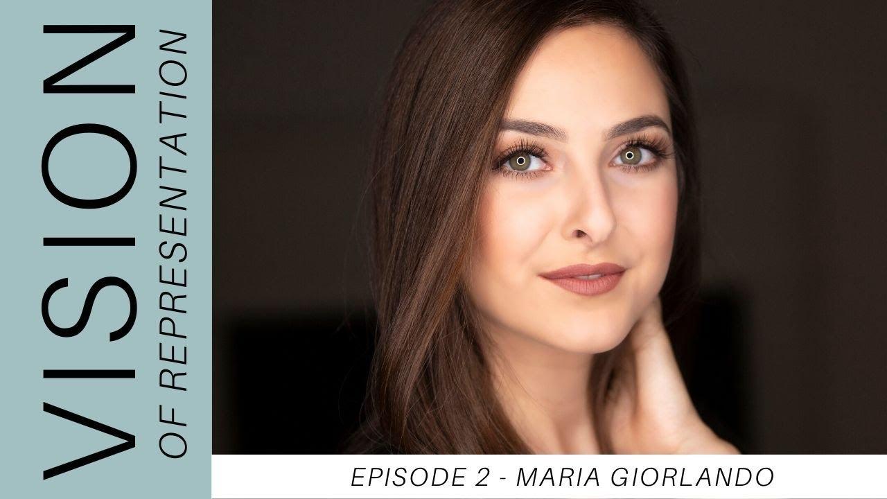 Maria's Vision of Representation