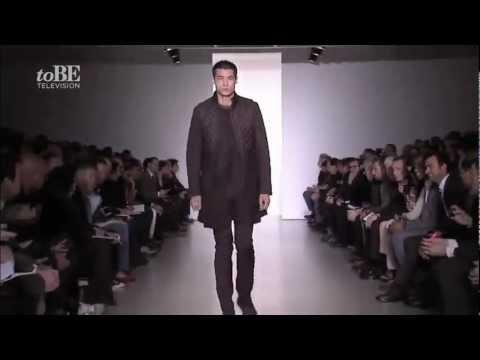 Milan Men's Fashion Week - On the runaway the new collections Fall/Winter 2013/2014