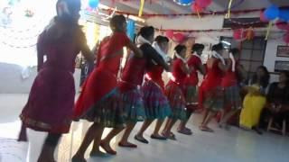 Dhol Madar Baje Re Dance  Performance
