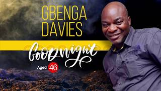 Gbenga Davies Laid To Eternal Rest