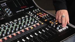 vintage king audio ssl xl desk overview