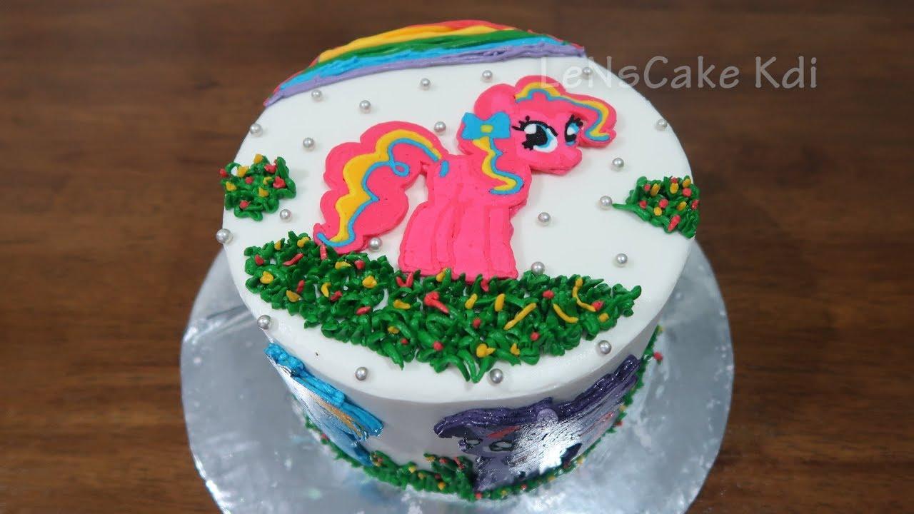 Decorating Birthday Cake For Kids Happy Birthday Cake My Little Pony Cake Tart 1 By Lenscake Kdi