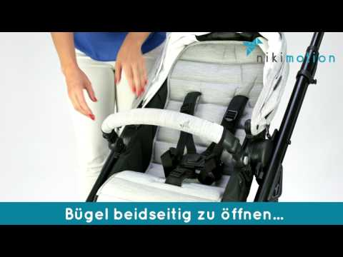 Video: Nikimotion Sportwagen Blade - Produktvideo