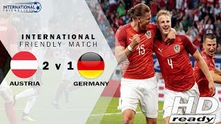 Download Video Austria 2-1 Jerman - Friendlies | All Goals & Extended Highlights 03/06/2018 MP3 3GP MP4