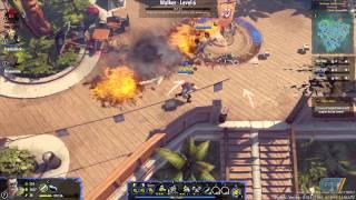 Dead Island Epidemic Scavenger Gameplay