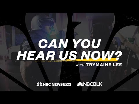 Can You Hear Us Now? Virtual Discussion on Race | NBC News NOW