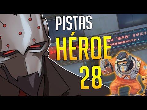 OVERWATCH: NUEVAS PISTAS del HÉROE 28! Torre Lijiang Update | Sr Jambo