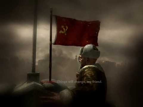 Call Of Duty: World At War - Russian Campaign Ending