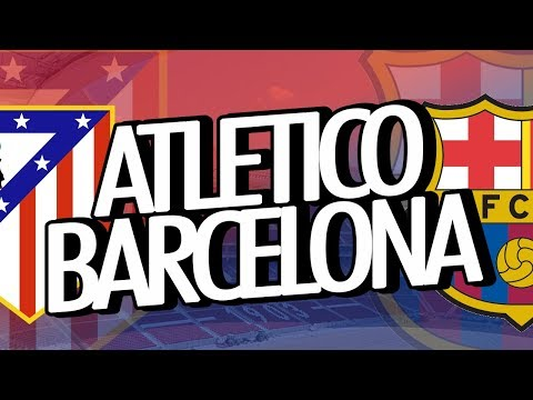 ATLÉTICO DE MADRID x BARCELONA | CAMPEONATO ESPANHOL - LA LIGA | 14/10/17 [AO VIVO]