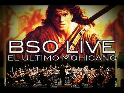 Banda Sonora El Ultimo Mohicano - Concierto en Vivo