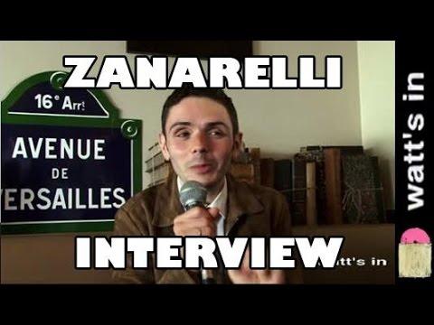 Olivier Zanarelli : Changer Interview Exclu