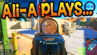 ALI-A PLAYS OTHER GAMES! - Battlefield 4 China Rising - (BF4 Gameplay)