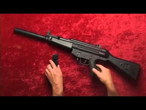 Bullet Point Profiles: ATI GSG522 German Sport Carbine Rifle