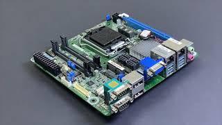 Portwell Korea, Mini-ITX 크기의 산업용 보드 wade-8211 제품소개