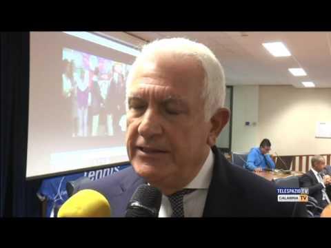 Tennis, presentazione  Reggio Calabria