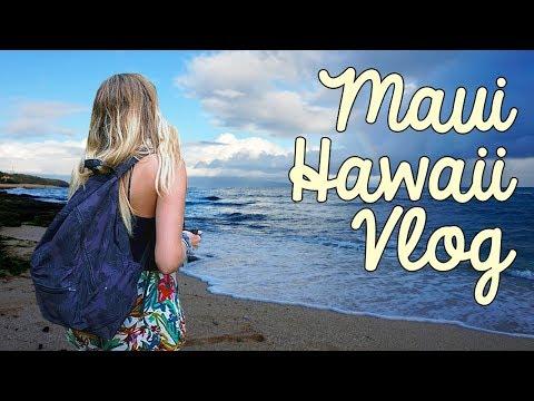 Maui, Hawaii Holiday Vlog 2017! | Alarah