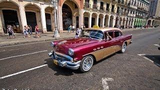 Old car CUBA - Stare samochody na Kubie