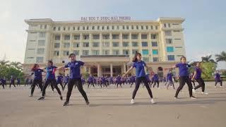 Teaser Clip Flashmob   Đại học Y Dược Hải Phòng