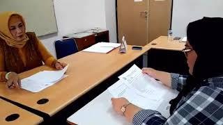 ERMYNA WITH DARMASISWA RI STUDENT FROM SAUDI ARABIA FINAL TEST READING