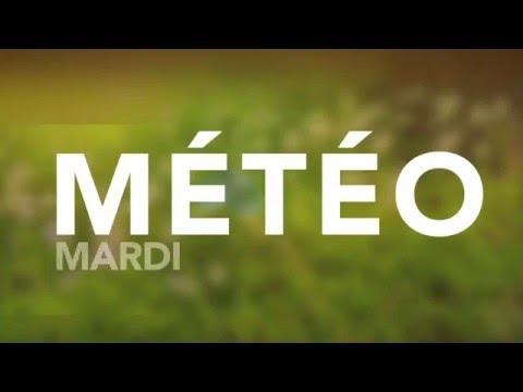 Météo Roubaix   mardi 8 mars