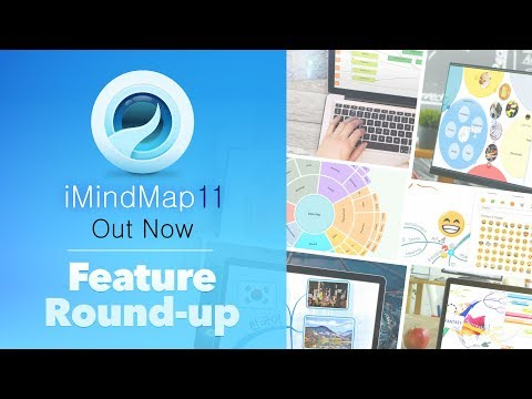 iMindMap 11 - New Features