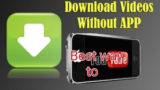 How To Download Youtube Movies On Android For Free