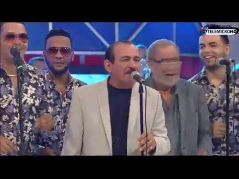 De Extremo a Extremo: Andy Montañez y Charlie Aponte con La Chiquito Team Band En Vivo
