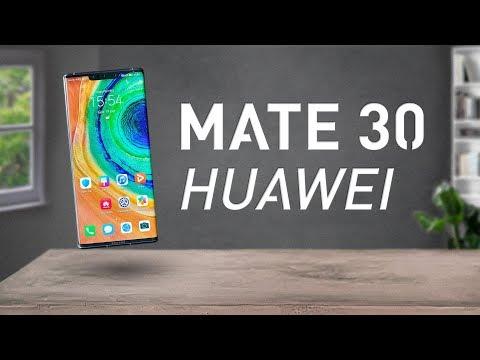 HUAWEI MATE 30 PRO arriva in Italia: anteprima e prova Google Apps