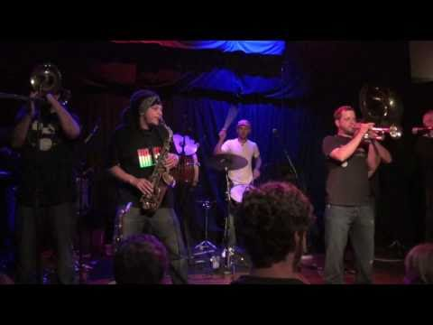 "Youngblood Brass Band - ""Brooklyn"" - Live at High Noon Saloon"