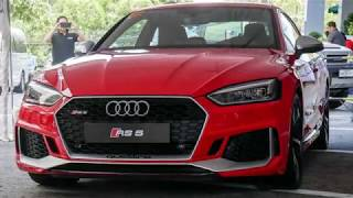 The New Audi RS5 Lauched in the Philippines