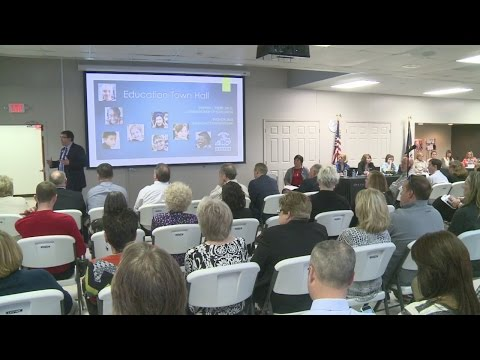 Kentucky Department of Education holds town hall in Hazard