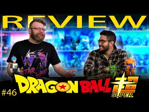 Dragon Ball Super [English Dub] REVIEW!! Episode 46