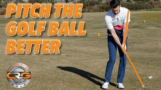 HOW TO PITCH YOUR GOLF BALL BETTER